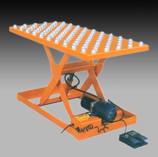 交流电固定式平台车