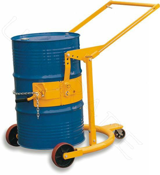 魔术式油桶车